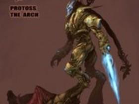 【魔獸世界】[星海] Fan Art:神族戰士