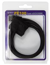 Uptech PE100 Power eSATA 快捷線