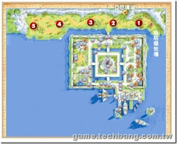 【奇夢之星WISH】【奇夢之星】地圖攻略:朱諾古城