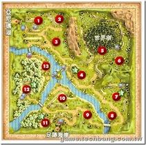 【奇夢之星WISH】【奇夢之星】地圖攻略:智慧之森