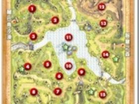 【奇夢之星WISH】【奇夢之星】地圖攻略:亞尼瑪湖