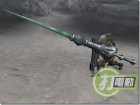 【魔物獵人 Frontier】【魔物獵人】武器特色:長槍