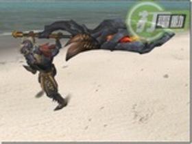 【魔物獵人 Frontier】【魔物獵人】武器特色:大劍