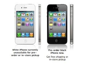 iPhone 4預購秒殺60萬台,下次請早