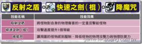 【楓之谷】【楓谷攻略】連續技-劍士篇