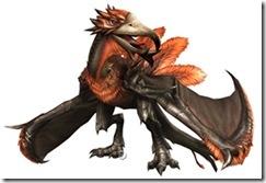 【魔物獵人 Frontier】【魔物獵人】狩獵魔物-眠鳥