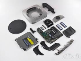 看Mac mini如何把變壓器放進機殼