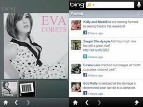 賣上癮了喔,微軟的Bing也到App Store玩社交