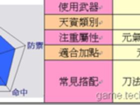 【龍】【龍】天資與技能-音律分析與列表