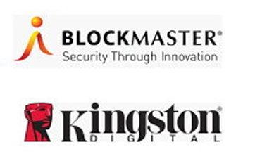 最佳拍檔聯手出擊! Kingston與BlockMaster共同守護隨身碟資料安全