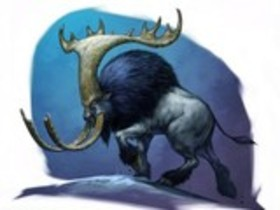 【魔獸世界】官網新手稿:鍬牙與獸人