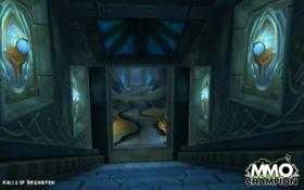 【魔獸世界】奧丹姆副本:起源大廳