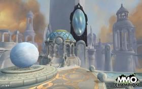 【魔獸世界】新副本:天空之牆...還沒蓋好啦~