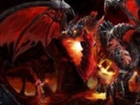 【魔獸世界】官網新Fan Art:死亡之翼其實很好畫