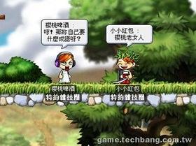 【楓之谷】【數字成語】二八年華
