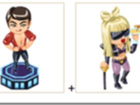 【Restaurant City】【餐城】粉絲團2萬人抽獎活動--Lady GAGA跟猛男舞者(已結束)