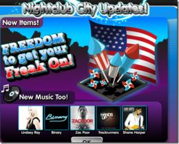 【臉書其他遊戲】【Nightclub City】7/4 改版更新整理