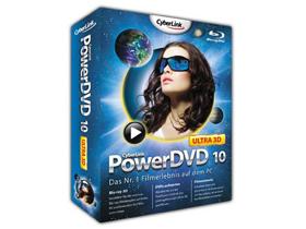 PowerDVD 10,老片變美又變3D