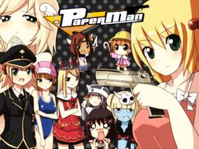 【Paper Man】極星數位宣布代理日系萌風FPS線上射擊遊戲《Paper Man》