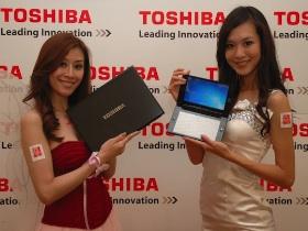 除了R700、Toshiba還有雙觸控的W100