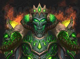 【魔獸世界】姍姍來遲的死亡騎士T11造型
