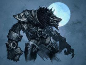 【魔獸世界】4.0 浩劫與重生 狼人過場動畫首播