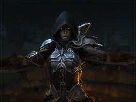 【暗黑破壞神III】新職業惡魔獵人動畫繁體中文版發表
