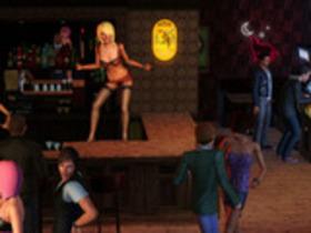【PC 單機】《模擬市民3:夜店人生》資料片今天上市