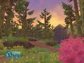 【聖境傳說】LV15~19-彩瀑森林