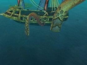 【魔獸世界(舊)】前往瓦許伊爾的船上哪去了?