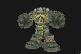 【魔獸世界】【黑翼陷窟】BOSS攻略:全能魔像防禦系統