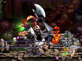 【迷你格鬥】痛打中指蕭 《迷你格鬥》7日號召玩家為正義而打!