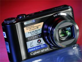 Sony DSC-HX5V,幫旅遊相片加座標