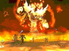 【魔獸世界】11'0304藍帖:火源跳票,因為BOSS說「太早了!」