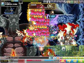 【楓之谷】BB混沌龍王:實戰順序攻略