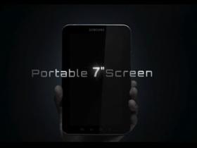 迷你 iPad?Samsung Galaxy Tab 影片公開