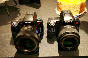 單眼錄影的極速傳說 Sony α55、α33
