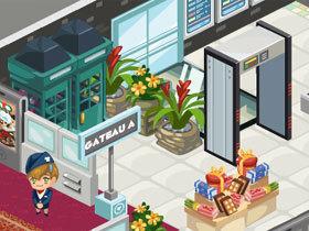 【Restaurant City】3/30 機場之旅想像無限