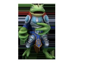 【聖境傳說】澤蛙族特色