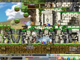 【楓之谷】【皇家騎士團練功】倒塌的石巨人聖地