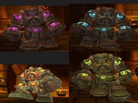 【魔獸世界】【黑翼陷窟】【英雄模式】BOSS攻略:魔像全能防衛系統