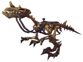 【魔獸世界】【座騎入手攻略】地面座騎:迅猛龍