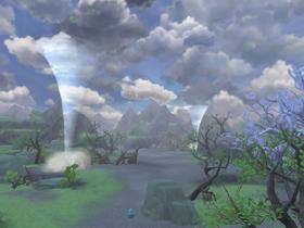 【聖境傳說】【地圖介紹】颶風盆地