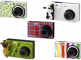 Pentax 新相機,可以裝積木還能畫外衣