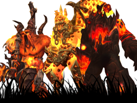 【魔獸世界】【4.2】火源之界小怪掉寶一覽