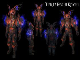 【魔獸世界】【4.2】【火源的怒焰】【T12套裝總覽】:死亡騎士