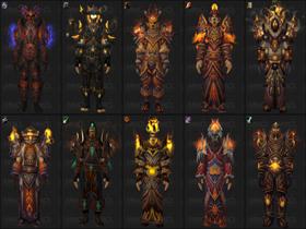 【魔獸世界】【4.2】【火源的怒焰】T12 十職業套裝懶人包