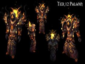 【魔獸世界】【4.2】【火源的怒焰】【T12套裝總覽】:聖騎士