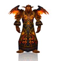 【魔獸世界】【4.2】【副本攻略】【火源之界】管理者鹿盔