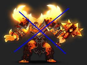 【魔獸世界】【4.2】【火源之界】稀有掉落武器